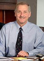Headshot of Dr. James Battey.
