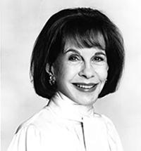 Headshot of Geraldine Dietz Fox.