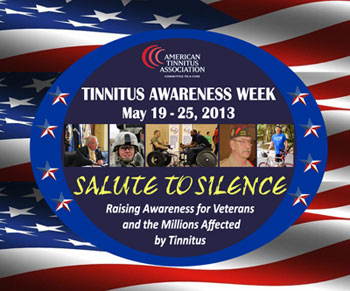 Tinnitus Awareness Week 2013 Poster