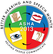 Better Hearing and Speech Month