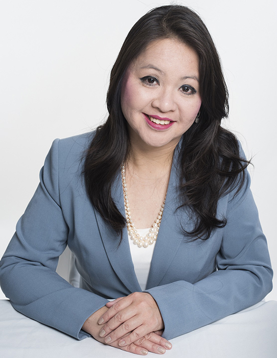 A Portrait of Dr. Trinh Ly