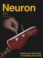 Neuron publication cover May 2009