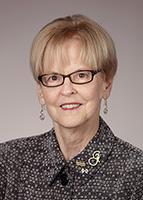 Headshot of Dr. Judith Cooper.
