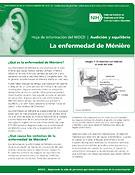La enfermedad de Ménière (Ménière's Disease)