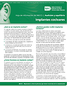 Implantes cocleares (Cochlear Implants)