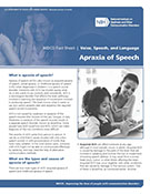 Apraxia of Speech thumbnail