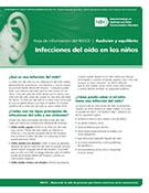 Infecciones del oído en los niños (Ear infections in children)