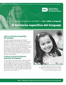El trastorno específico del lenguaje (Specific Language Impairment)